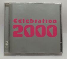 CELEBRATION 2000 – VARIOUS ARTISTS – 2x CD Album – 42 Top Chart Hits Sylvester