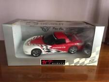 UT Models 1999 Chevrolet Corvette Pace Car Daytona Red 1:18 Scale