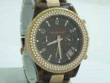 Ladies Michael Kors Madison Chronograph Watch MK5416