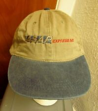 ASAP EXPRESS trucking baseball hat Romulus embroidery cap MICHIGAN transport