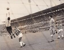 Calcio-Football Foto Azione Juventus-Spal 1963, Bruschini-Nenè-Stacchini