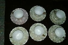tea cups and saucers sets  vintage antique elegant  dishware lot