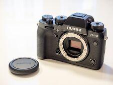 Fujifilm X-T2 Gehäuse schwarz Body black Fuji X-Serie Systemkamera