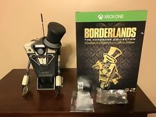 Borderlands Handsome collection gentleman claptrap in a box Edition NO GAME