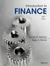 Introduction to Finance: Markets, Investments, & Financial Management (US 15/E)