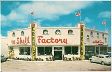 The Shell Factory in Fort Myers FL Postcard