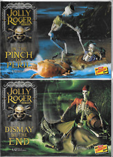 In the pinch of the Peril and Dismay be the end Lindberg Jolly Rogers Set of 2
