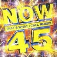 Various Artists : Now Thats What I Call Music! 45 2 CD FREE UK Postage