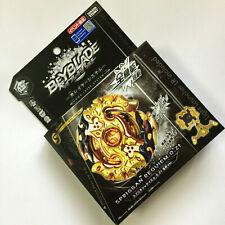 ORIGINAL Takara Tomy Beyblade B-00 Spriggan Requiem.0.Zt Golden Axe Ver. Starter
