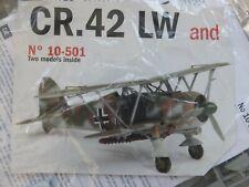 SUPER MODEL 10501 ITALERI 6442 - GERMAN CR.42 LW - RARE 1/48 MODEL KIT - NO BOX