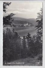 AK St. Oswald, Panorama, 1960 Foto-AK