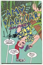Amy Racecar Special 1 El Capitan 1997 NM- Signed David Lapham