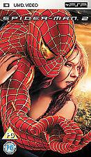 Spider-Man 2 - Sony PSP PlayStation Portable UMD Video Movie Film *FAST POST*