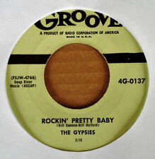 DOO WOP ROCKER - GYPSIES - ROCKIN' PRETTY BABY - GROOVE 45 - 1956