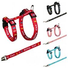 TRIXIE Cat Lead & Harness Sets
