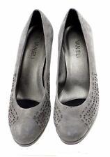 VANELI Filler Womens Gray Suede Leather High Heel Pump Shoe Shoes 8.5 M