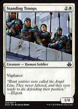 Standing Troops NM  x4  Duel Decks: Elspeth Vs. Kiora MTG White Common