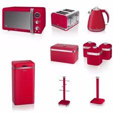 Microondas color principal rojo