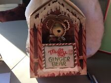 Muffy 1992 limited edition ginger bear North American bear