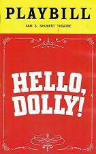 Playbill - Hello Dolly - May 2017 - Bette Midler, David Hyde Pierce, K.  Baldwin