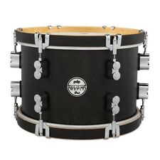 PDP Concept Maple Classic Wood Hoop Drums : 12x8 Rack Tom Ebony Stain