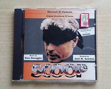 "ORIGINAL SOUNDTRACK TV SERIES ""SCOOP"" - CD COME NUOVO (MINT)"