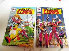 LOT 2 * VALIANT COMICS *THE H.A.R.D.  CORPS *1994 # 15.  &   # 16.   F/F