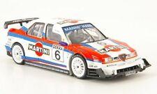ALFA ROMEO 155 V6 TI #6 MARTINI NANNINI ITC 1996 1/43