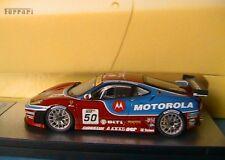 FERRARI F430 GT2 MULLER VILLANDER WINNER GT FIA 2007 TEAM AF CORSE MOTOROLA BBR