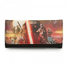 Disney Star Wars Trifold Wallet from Loungefly, The Force awakens NWT