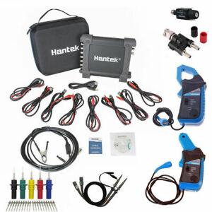1008C Hantek 8CH Oscilloscope PC USB Automotive DAQ Program Generator Diagnostic