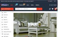 Multi-purpose Multi Vendor  modern eCommerce Website Free hosting+installation