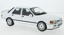 FORD SIERRA COSWORTH 1988 white black or grey 1:18th MCG 18172 18173 or 18174