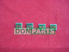 4 Pack Drum Toner Reset Refill Chip For HP Color LaserJet CP2025 CM2320 NEW