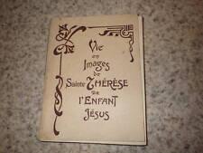 1925.Vie en images de sainte Thérèse de l'enfant Jésus..
