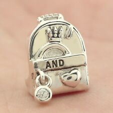 14 mm/& 5 mm Hole S183 5 Snowman Couples Silver Spacer Charms European Style 13