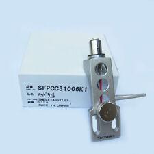 SFPCC31006K1 Technics Silver Headshell Turntable SL1200 SL1210 MK2 MK3 MK5 M5G