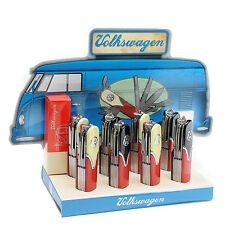 VW Bulli Taschenmesser Bus Verkaufsdisplay 8 teilig
