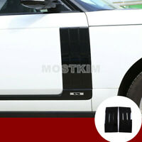 2X Fender Side Moulding Cover Trim For Land Rover Range Rover L405 2013-2019