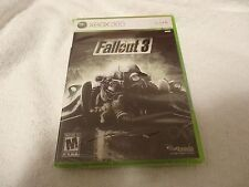 Fallout 3 Video Game Xbox 360 NEW SEALED Free Shipping