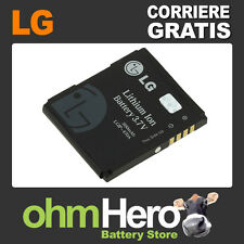 Batteria ORIGINALE per lg KE970(Shine)