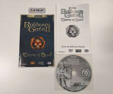 Baldur's Gate II 2 Throne of Bhaal   Jeu PC en VF sans boîte