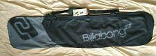 new billabong outerwear board sock / boardbag backer survival snow