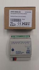MDT Heizungsaktor Aktor Heizung 8fach 4TE EIB KNX 3 Jahre Garantie AKH-0800.02