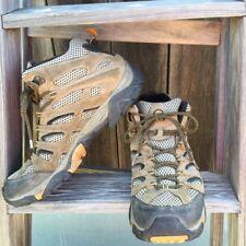 Merrell MOAB 2 Ventilator Brown Leather Athletic Performance Footwear Hiking 11.
