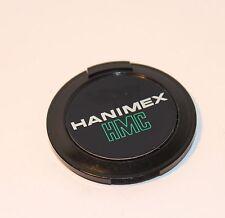 GENUINE HANIMEX 49mm SNAP ON LENS CAP