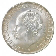 SILVER - WORLD COIN - 1944 Curacao 2 1/2 Gulden - World Silver Coin *453