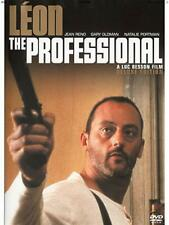 Léon the Professional - Sony (Dvd, 2005, 2-Disc Set) -Oop/Rare -w/Insert-Region1