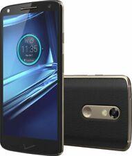 Motorola DROID Turbo 2 XT1585 32GB 4G LTE Black and Gold Unlocked Device