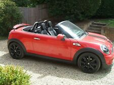 2013 Mini 1.6 turbo roadster cooper S convertible